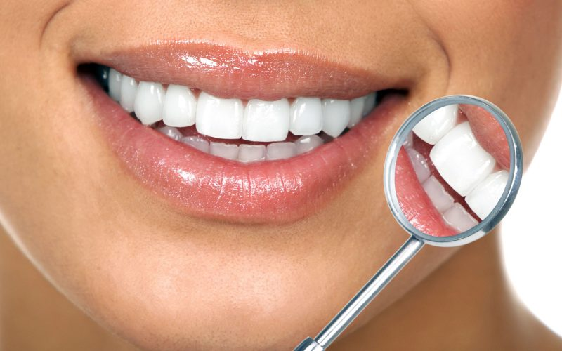 happy smile after straight teeth treatment glasgow