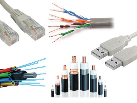 Types Of Networking Cables Used In Connections