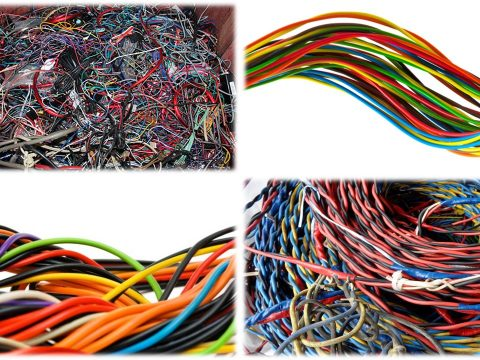 Forget Tins, Your Scrap House Wires Are The Real Treasure!