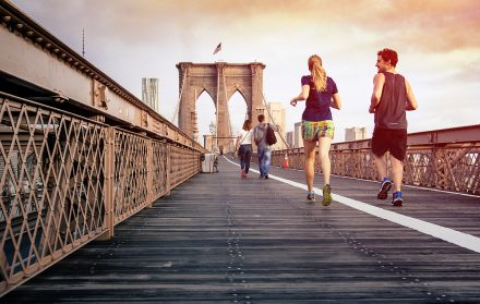 how to start running