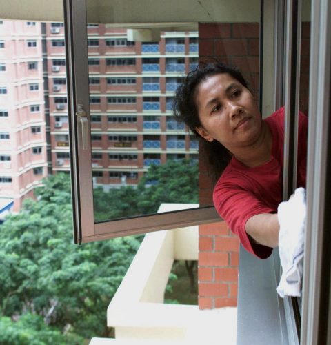 7 Risky Tasks Performed by Domestic Helpers in Hong Kong