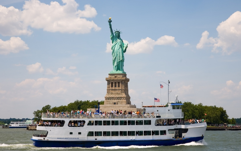 5 Tips For Visiting The Statue Of Liberty With Kids
