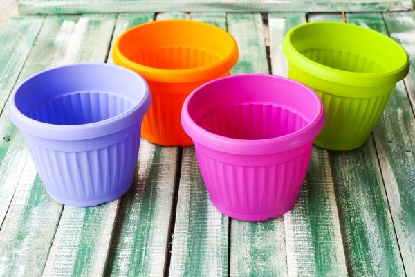 10 Uses For Plastic Flower Pots