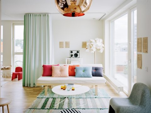 Essentials Tips in Applying Colorful Rugs in the Living Room