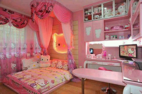 Girls' Bedrooms Design Tips in Best Ways to Utilize