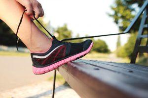 prepare to run to glasgow gym