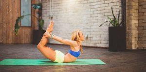 Yoga Archery Pose