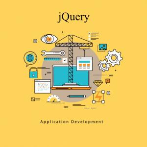 jQuery application development