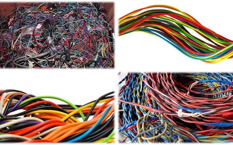 Tins, Your Scrap House Wires Are The Real Treasure!