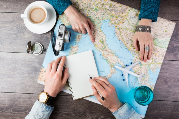 5 Top Most Tips For Travelling Abroad Calmly