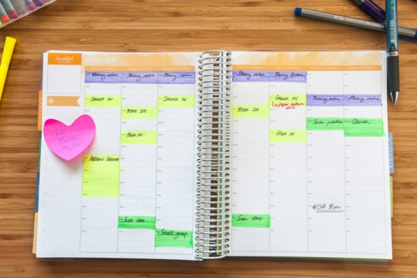 A Guide To Getting The Perfect College Schedule