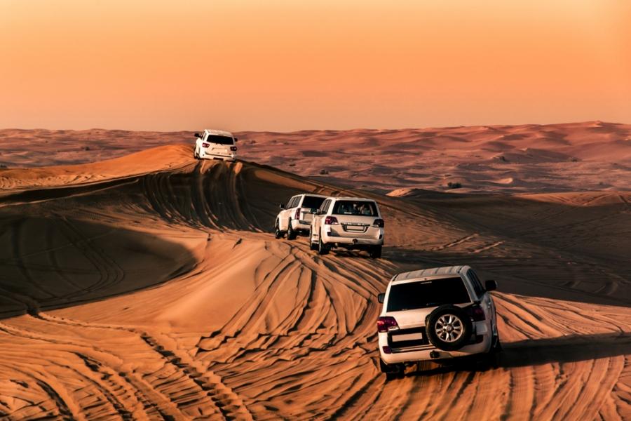Making The Most Of Dubai's Desert