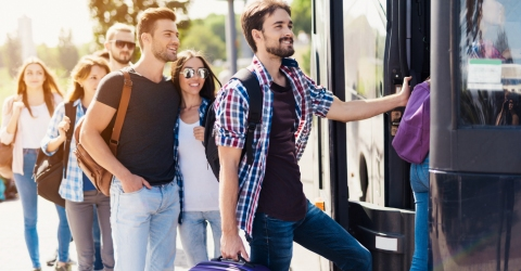 Tips On Hiring A Charter Bus Service